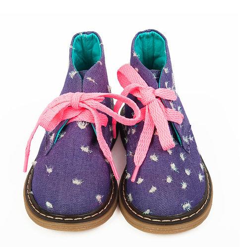 Tintin Purple Sparkles