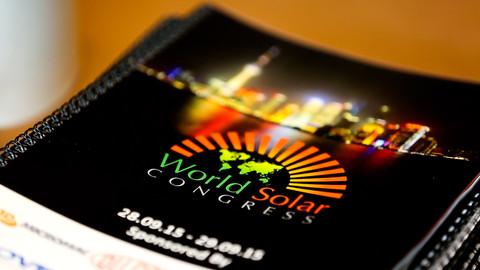 World Solar Congress 2014