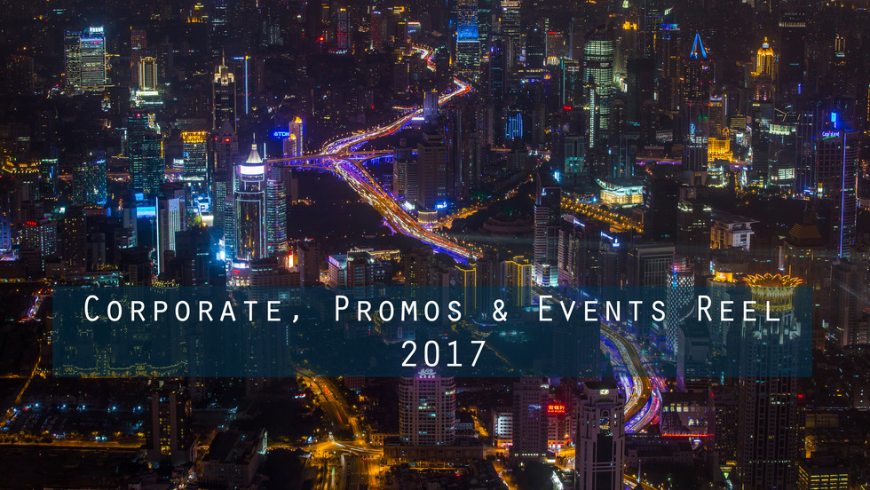 Jahan Corporate, Promo & Events Reel 2017