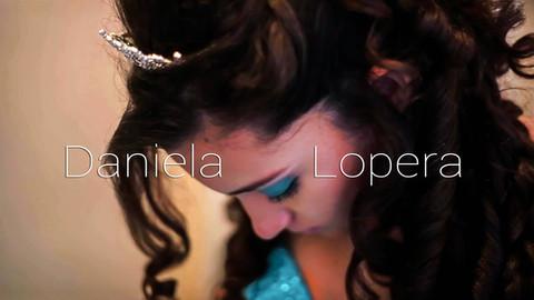 Daniela Quinceañera