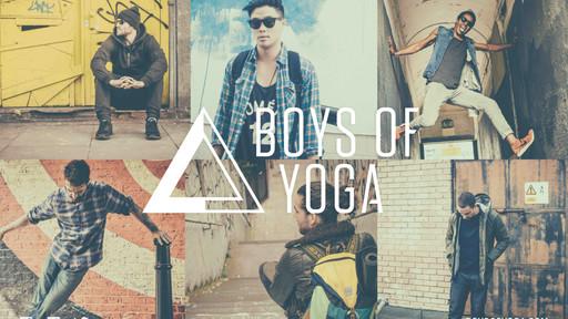 Boys Of Yoga