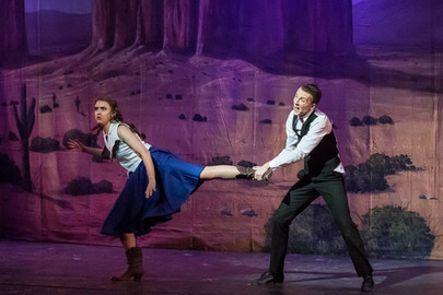 Crazy For You: Faith Conservatory of the Fine Arts