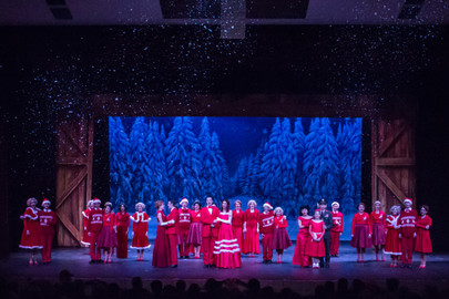 White Christmas: Faith Conservatory of the Fine Arts