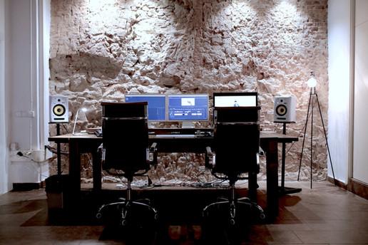 Postproduction Mac1 Room