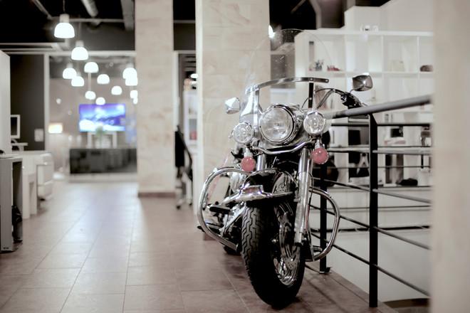 Themoff's Harley Davidson