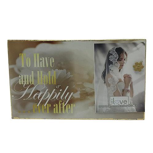 Wedding Small Magnet Board