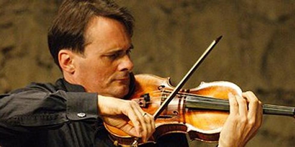 MORIMUR - JS Bach's D minor Partita - Adrian Adlam (violin) with former members of the world-renowned Hilliard Ensemble