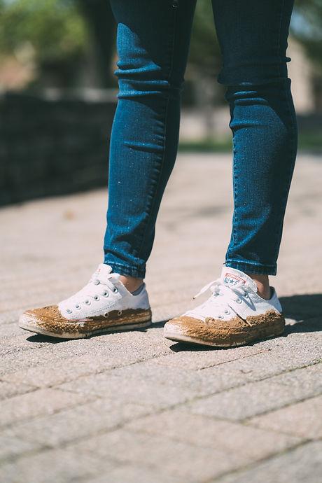 nieuwe schoenen met modder2.jpg