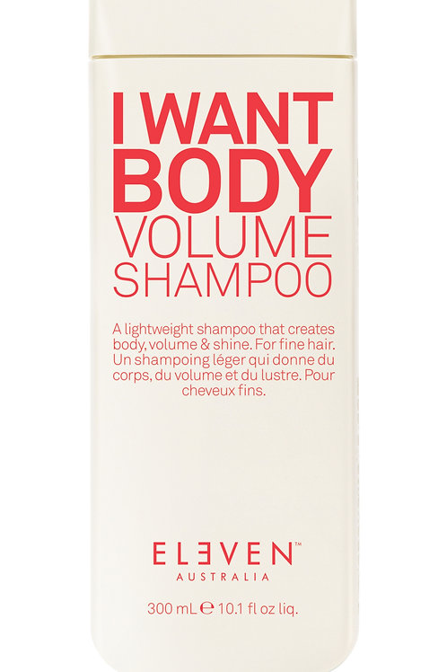 Eleven - I Want Body Shampoo