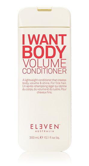 Eleven - I Want Body Conditioner