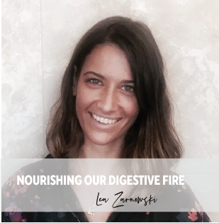 L Nourishing our Disgesting Fire - Lea Z