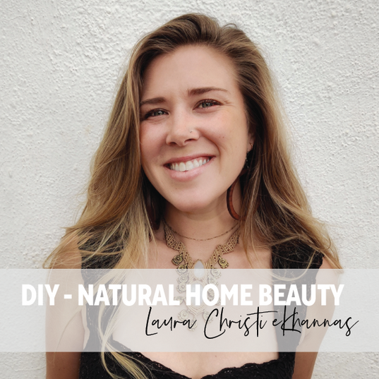 Laura Christie Khannas- DIY natural home
