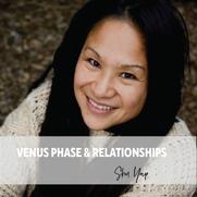 T Venus Phase & Relationships - Shu Yap.