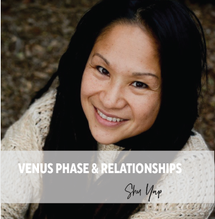 T Venus Phase & Relationships - Shu Yap.