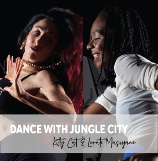 D Dance with Jungle City - Kitty Cat Ler