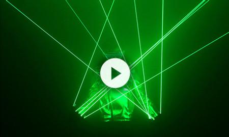 Laser Man Malaysia