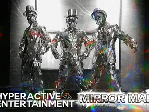 Mirror Man Dance Performances