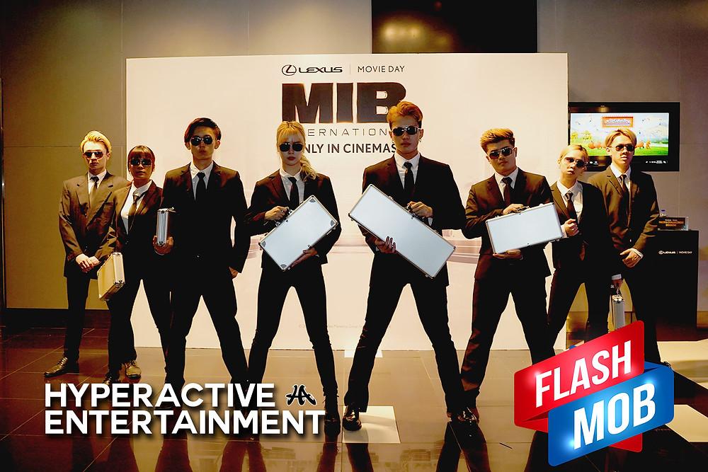Flashmob MIB