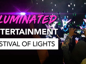 Illuminated Entertainment  - All about LED Performance