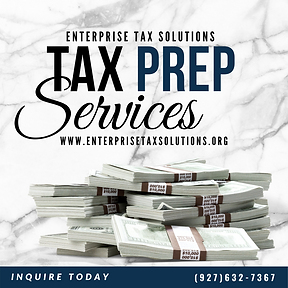 eNTERPRISE tAX SOLUTIONS - BRANDING POST