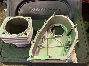 PORSCHE 911 3.0 SC AIR COOLED ENGINE PAR