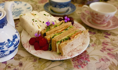 Afternoon Tea Gilberry Fayre