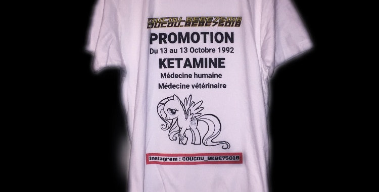 Promotion Ketamine