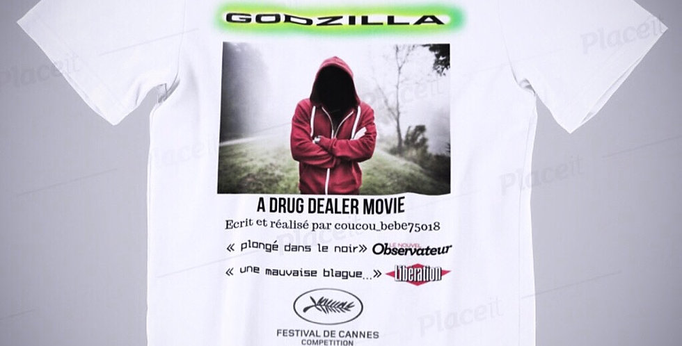 Godzilla - a drug dealer movie
