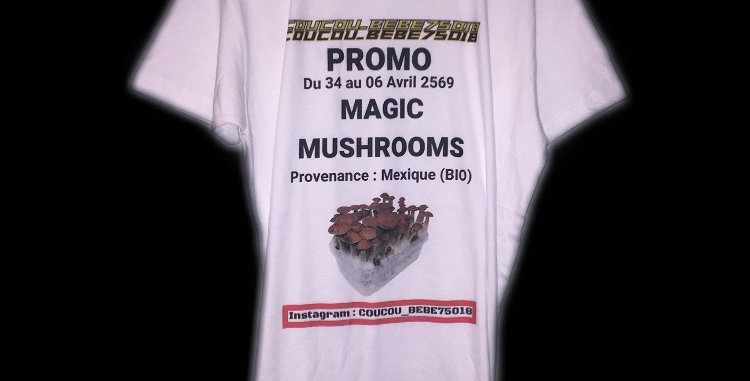 Promo Magic Mushrooms