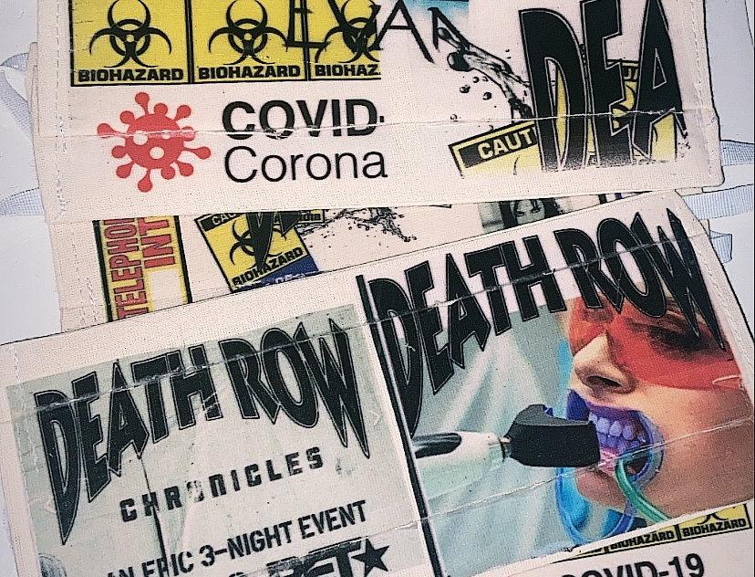Death row mask