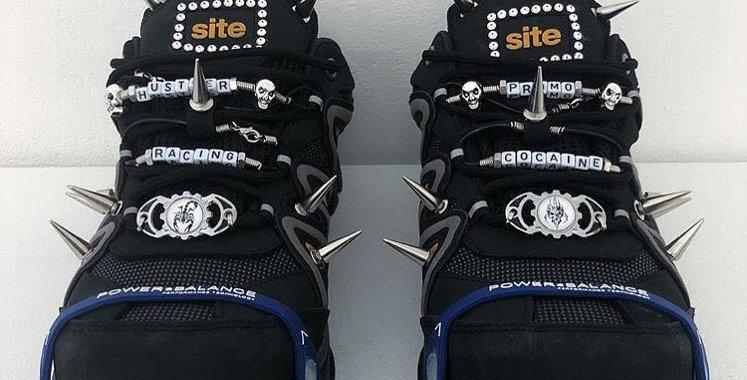 Hustler Racing security shoes