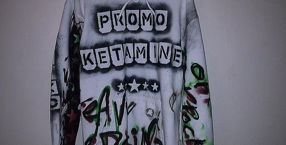 Promo Ketamine Custom Hoodie