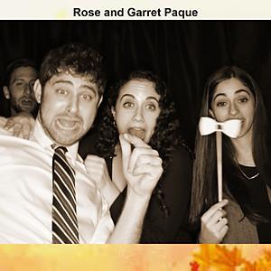 Rose and Garret Wedding