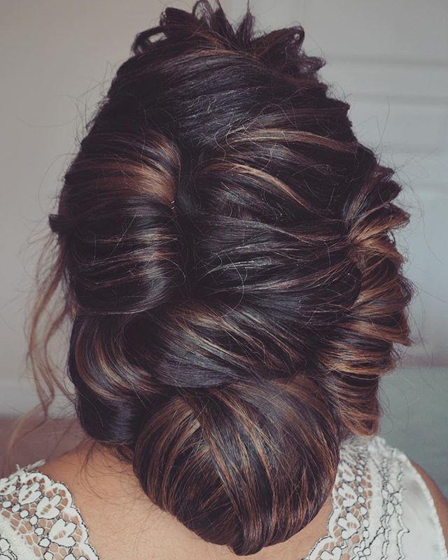 Speechless 😶 #hairstyle #bramptonmua #b