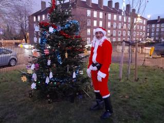 'O Christmas Tree!  'O Christmas Tree!
