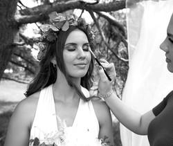 Bridal Makeup and Lashes