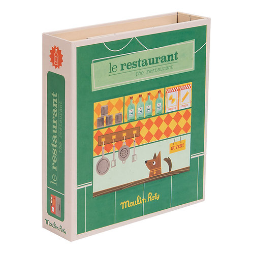 Restaurant Play Set