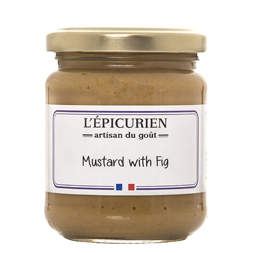 L'Epicurien Fig Mustard