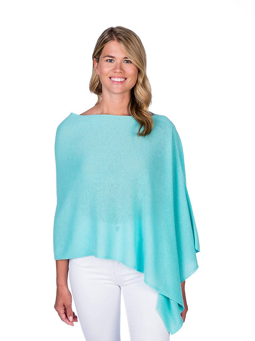 Cashmere Topper - 8 colors