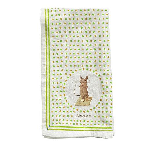 Namouse-te Yogi Tea Towel