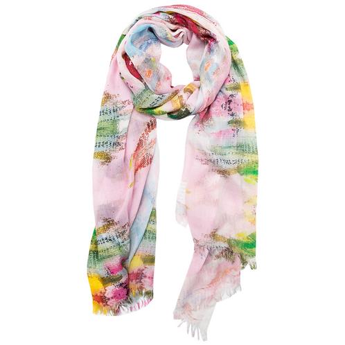 Poppy Pink Modal Wrap
