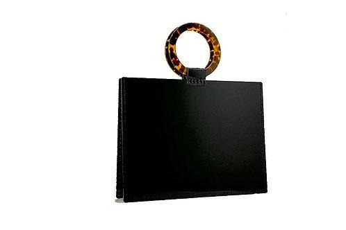 Black Valise Handbag