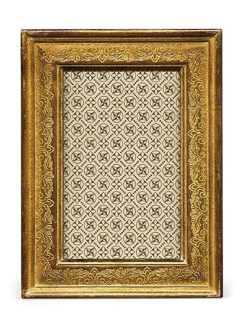 4x6 Italian Florentine Frame