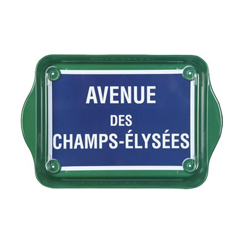 """Champs Elysees Mini """"Catch-All"""" Metal Tray"""