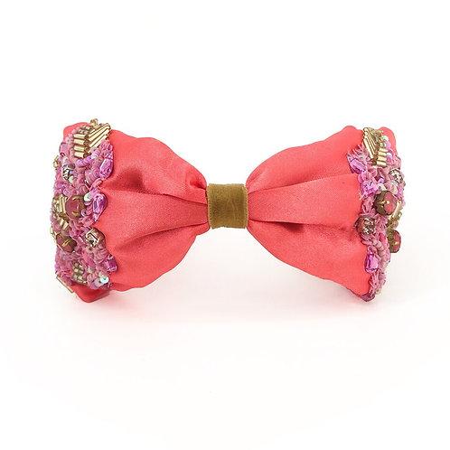Pink Garden Women's Headband