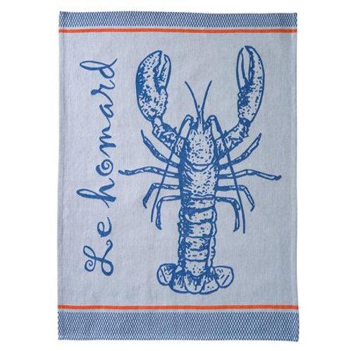 Le Homard Kitchen Towel