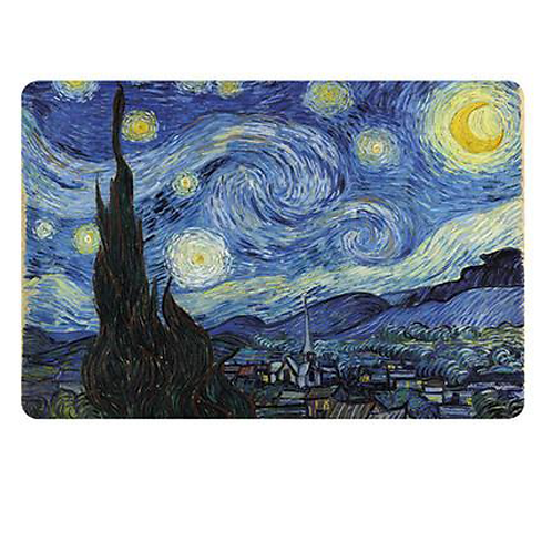 Set of 4 Placemats - Van Gogh Starry Night