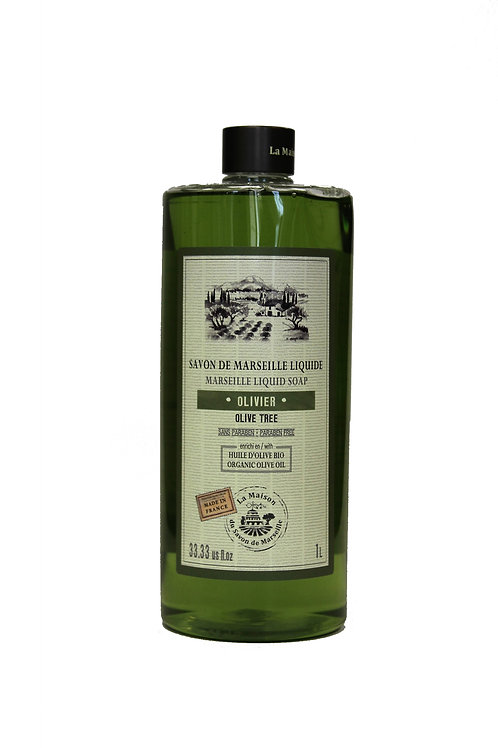Liquid Marseille 1L - Olive