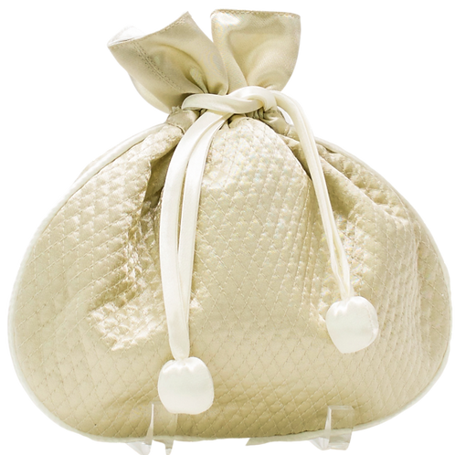 Jewelry Pouch - Oyster/Off White