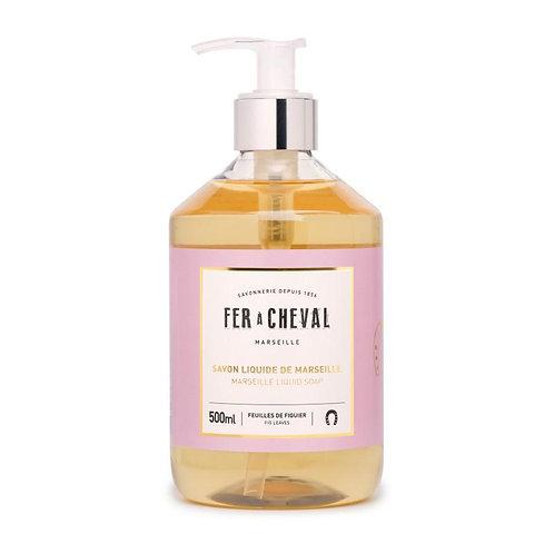 Fer à Cheval Liquid Soap - Fig Leaves 500ml
